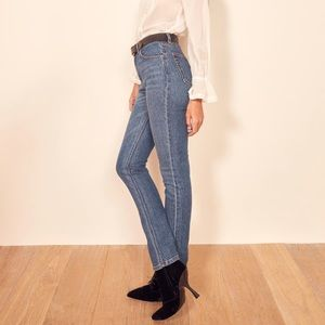 Reformation Jeans Size 28